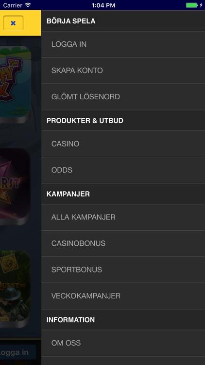 Casino odds online Spela 17592