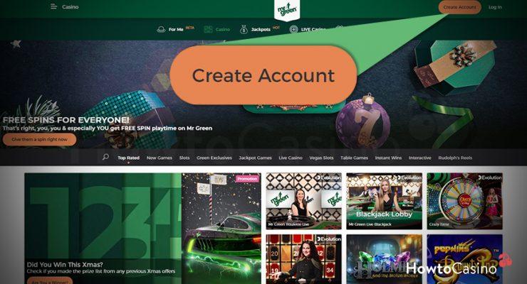 Casino official website MrGreen 81318