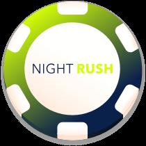 Nytt spelkonto registrerar Nightrush 123367