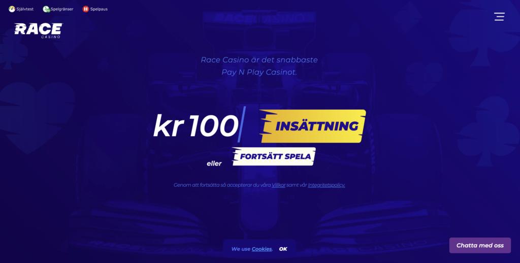 Casino 100 kr 71606