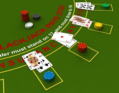 Räkna kort blackjack bok 78914