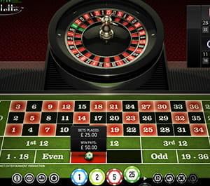 Roulette odds betalningsmetoder internet 52811