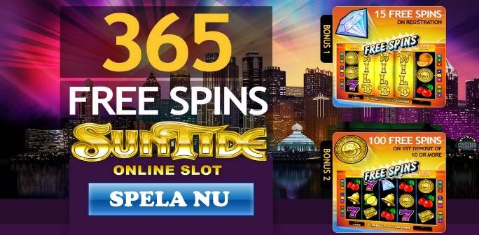 Dagliga free spins casino 62219