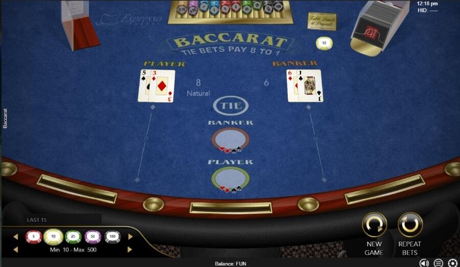 Poker spelas 83547
