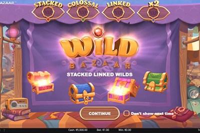 Nätets bästa casinobonus Wild 36511