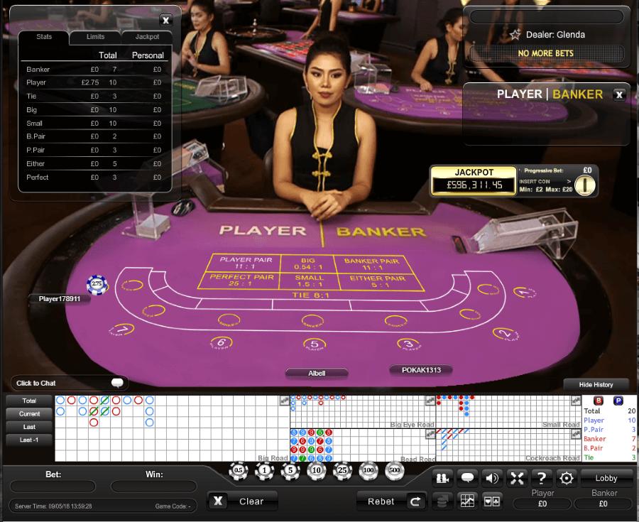 Casino odds 37867